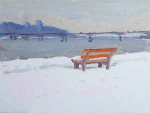 "Plein Air Paintings 8"" (20 cm)"
