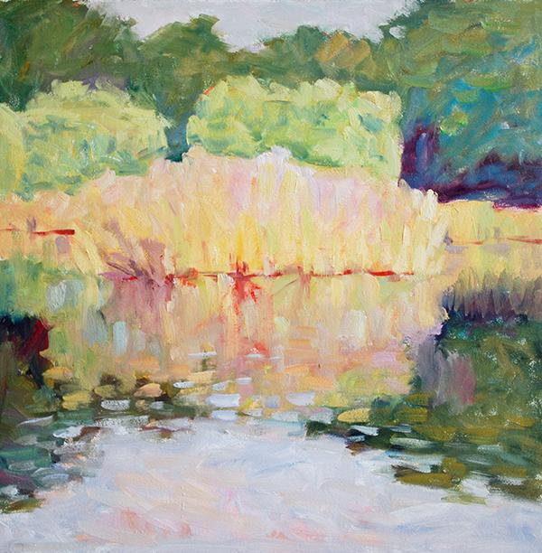 original oil painting landscape
